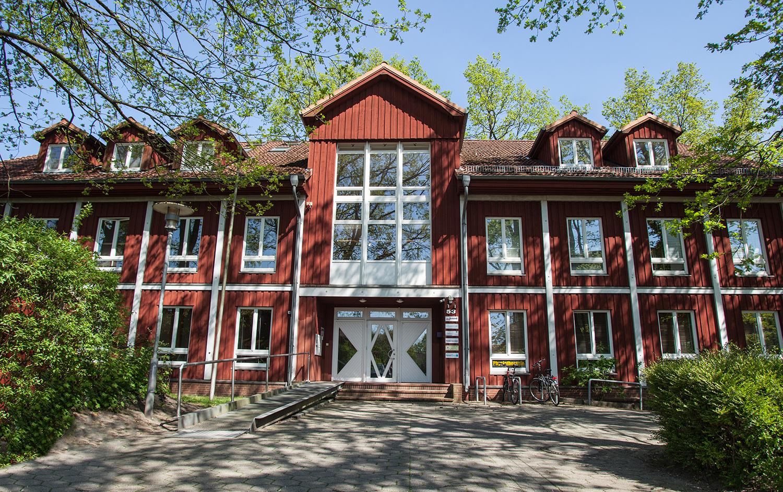 Außenansicht Boardinghouse MyBrand Volksdorf